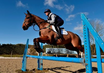 Zara Phillips at home for Griffin NuMed